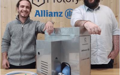 Allianz i Protofy s'uneixen per portar oxigen a tot el món