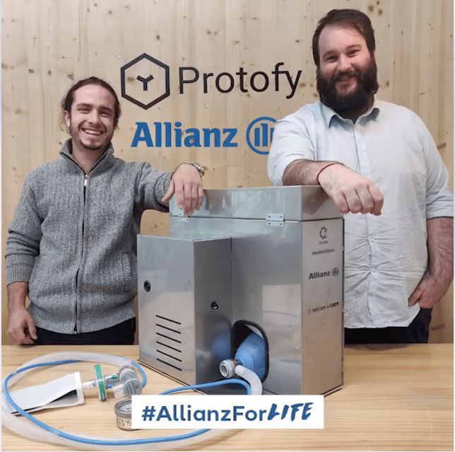 allianz y protofy oxygen project
