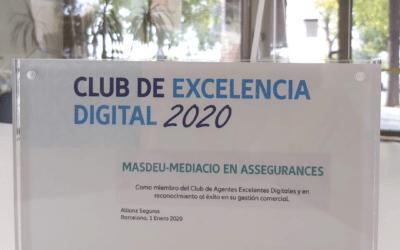 SEGELL D'EXCEL·LÈNCIA DIGITAL 2020