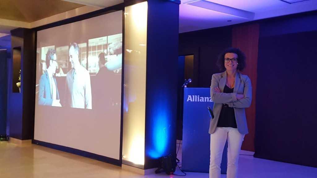 Ponència d'Ester Masdeu sobre competència digital a la Jornada Allianz