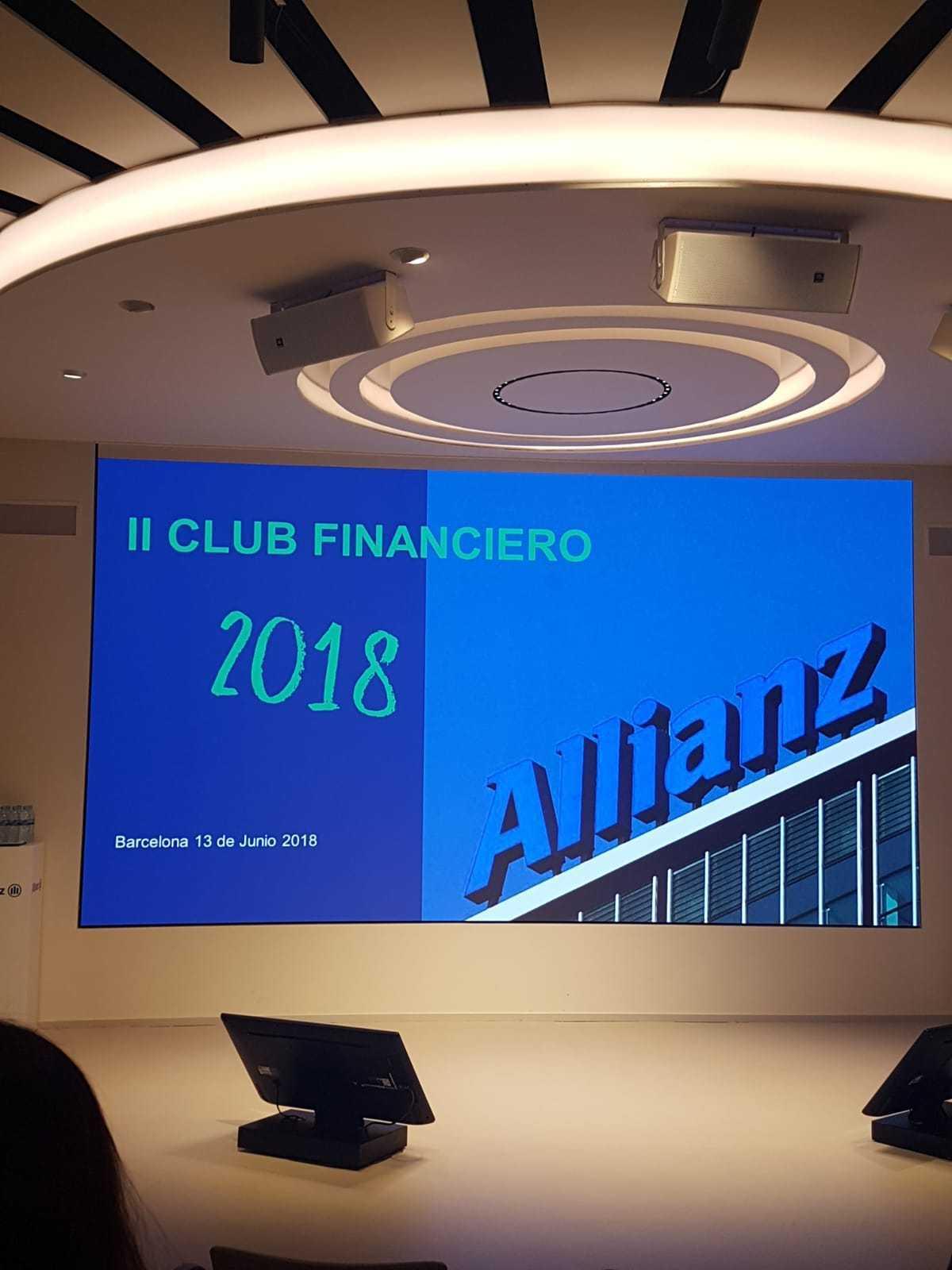 Club Financiero Allianz Masdeu Assegurances